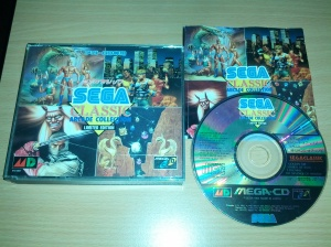 Sega Classics Arcade Collection - Mega CD