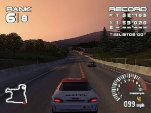 Este jogo em movimento possui excelentes gráficos para uma Playstation, em especial os efeitos de luz
