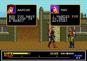 Whatever you say, Aarzak (que raio de nome lhe foram dar)