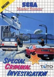 SCI - Sega Master System