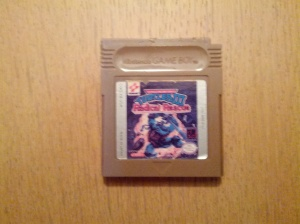Teenage Mutant Hero Turtles III Radical Rescue - Nintendo Gameboy