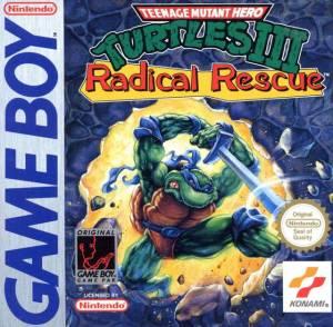 TMNT III Radical Rescue