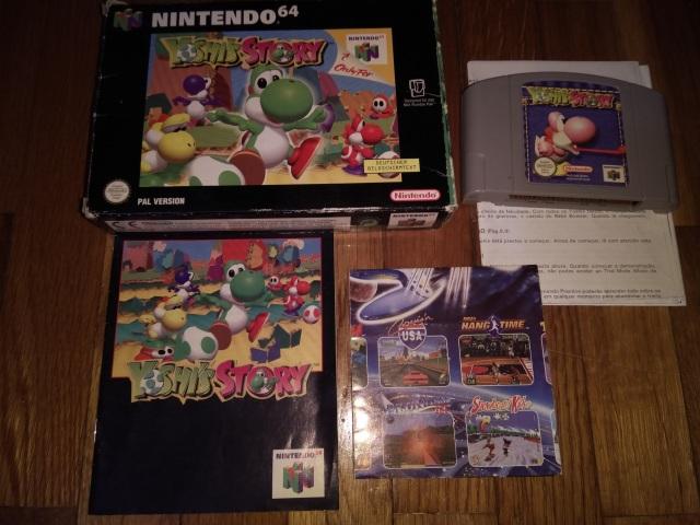 Yoshi's Story - Nintendo 64