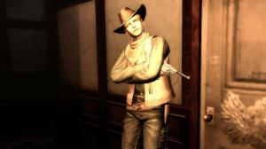 Outro dos extras desbloqueáveis são novas vestimentas para as personagens principais.