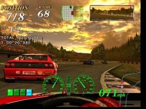 """O jogo possui o sistema """"Magic Weather"""", que na realidade pouco muda para além da iluminação e nuvens no céu"""