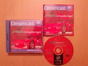 Versão Dreamcast com caixa e manual