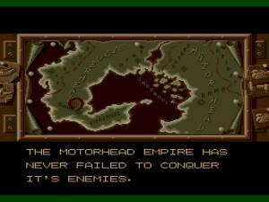 Motorhead empire? Mas eu não quero lutar contra o Motorhead empire! Porque não lhe chamaram Ana Malhoa Empire ou algo do género?
