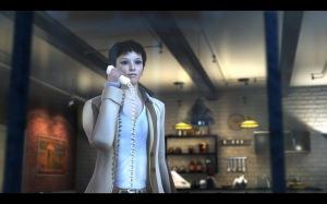 Ellen Cross, a protagonista destes Dracula 4 e 5. Infelizmente não tem metade do carisma do padre de Dracula 3