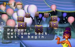 No final de alguns confrontos com os bosses somos levados a um mini jogo de apostas, onde poderemos ganhar vidas extra