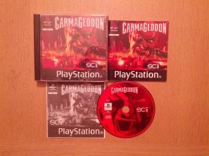 Carmageddon - Sony Playstation