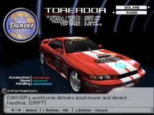 Os carros continuam a ser fictícios, mas estão repletos de referências a antigas glórias da Namco