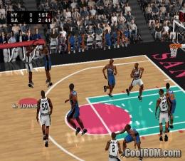 NBA Live 2000 (2)