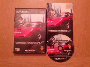 Ridge Racer V - Sony Playstation 2
