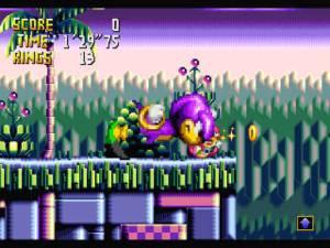 Alguns efeitos gráficos como o sprite scaling são usados bastante aqui