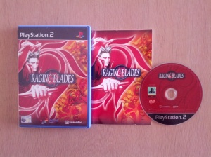Raging Blades - Sony Playstation 2