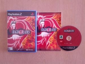 Raging Blades - Sony Playstation 2