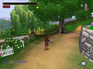 O primeiro nível é jogado no The Shire e é uma maneira de nos habituarmos a practicamente todas as mecânicas de jogo.