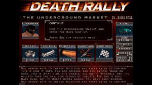 Para além dos upgrades normais, podemos sempre recorrer ao mercado negro e jogar sujo. Afinal toda a gente o faz neste jogo.