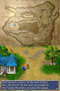 Nem sempre o duplo ecrã é utilizado da melhor forma, apesar do mapa ser uma coisa útil