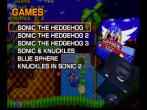A versão Plus inclui uma série de jogos da Game Gear também
