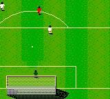 É verdade que os jogadores são minúsculos neste ecrã, mas não é preciso muito detalhe em Sensible Soccer.