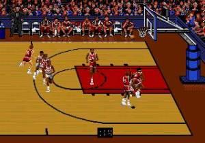 Nada a dizer... mais um jogo de basquetebol da EA!