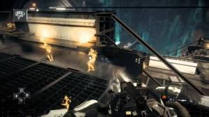 Uma das outras funcionalidades que temos é a possibilidade de fazer um scan à area que nos rodeia, mostrando a posição dos inimigos e de alguns itens