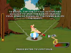 """Um dos mini jogos que podemos desempenhar quando conquistamos territórios """"normais""""."""