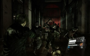 Os zombies marcam novamente o seu regresso, em especial na campanha do Leon e Helena!