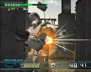 Como no Time Crisis 3, aqui os inimigos também possuem armaduras e são mais duros de roer