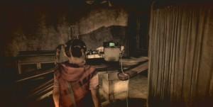 Em certas alturas, Siren Blood Curse possui gráficos com uns filtros estranhos