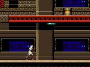 Graficamente é um jogo muito bem detalhado para a Game Gear