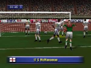 Infelizmente muitas das equipas do FIFA 97 ficaram de fora nesta versão para a N64