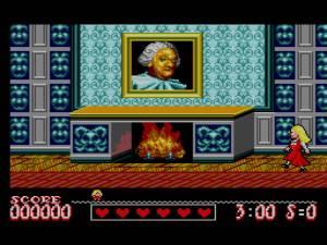 Laser Ghost para a Master System é uma adaptação incomum, pois foge ao jogo original de forma a se adaptar ao hardware mais limitado da Master System. E mesmo assim o resultado não é mau de todo.