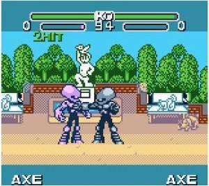 Surpreendentemente a jogabilidade dos combates é fluída e com bastantes golpes que podemos desencadear