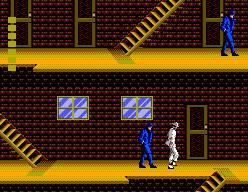 Graficamente é um jogo que possui sprites bem detalhadas e animadas para a Master System. Mas a versão Mega Drive é francamente superior