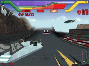 Um dos problemas deste jogo é a sua draw distance reduzida, mesmo na versão PC
