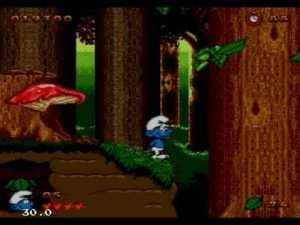 Graficamente é um jogo muitíssimo bem detalhado para uma Mega Drive.